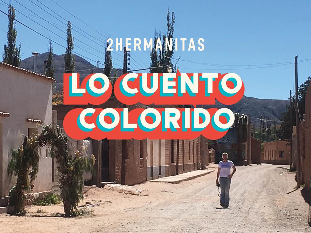 2Hermanitas | Een kleurijk verhaal | identiteit